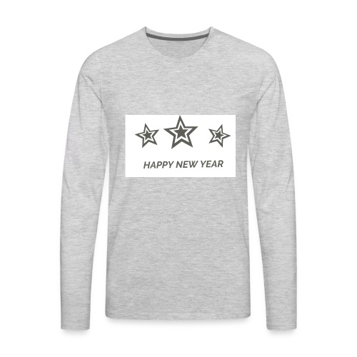 new year special - Men's Premium Long Sleeve T-Shirt