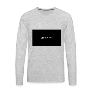 www.VenamousTV/litsquad/link/bio/merchandise.com - Men's Premium Long Sleeve T-Shirt