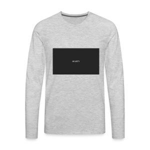 JACQUESTV - Men's Premium Long Sleeve T-Shirt