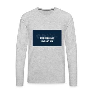 we on top - Men's Premium Long Sleeve T-Shirt