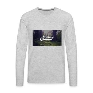 Chillin' Forest - Men's Premium Long Sleeve T-Shirt