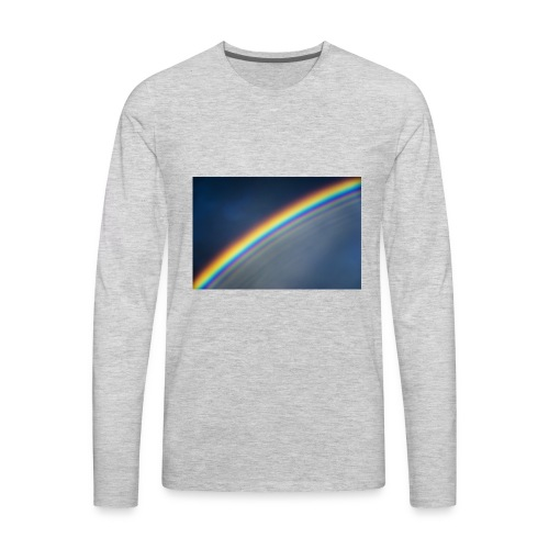 Supernumerary Rainbows - Men's Premium Long Sleeve T-Shirt
