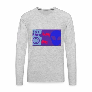 Wwe Moves and more - Men's Premium Long Sleeve T-Shirt