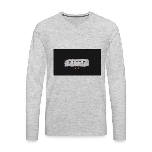 HATED - Men's Premium Long Sleeve T-Shirt