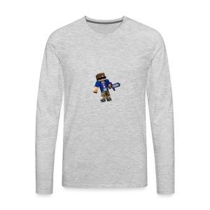 895PRO - Men's Premium Long Sleeve T-Shirt