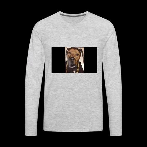 max - Men's Premium Long Sleeve T-Shirt