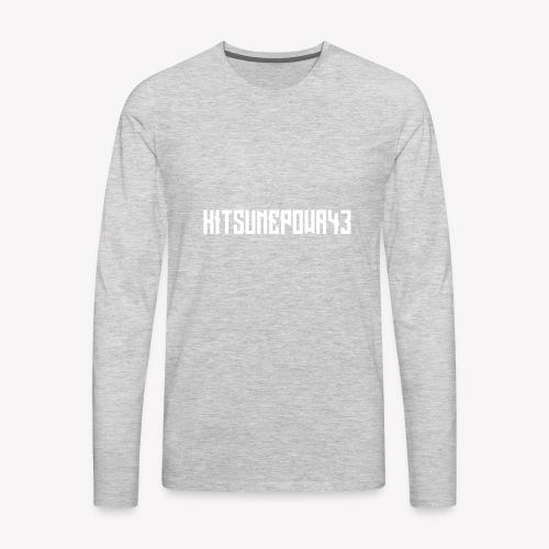 20171115 183945 - Men's Premium Long Sleeve T-Shirt