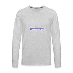 For My Merch - Men's Premium Long Sleeve T-Shirt