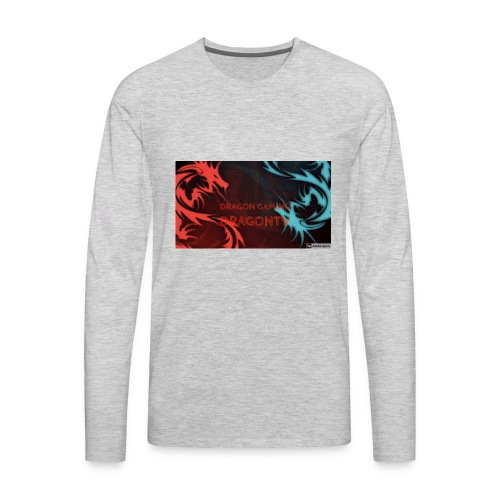 dragongaming13 - Men's Premium Long Sleeve T-Shirt