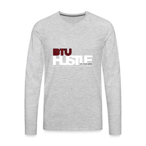 BTU SPORTS - Men's Premium Long Sleeve T-Shirt