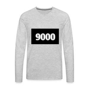 9000 - Men's Premium Long Sleeve T-Shirt
