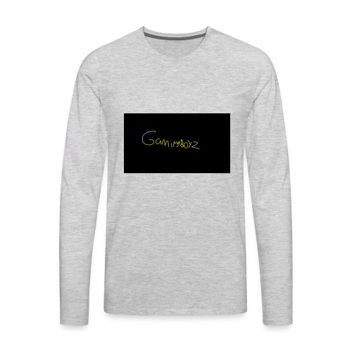 GamingBoyz - Men's Premium Long Sleeve T-Shirt