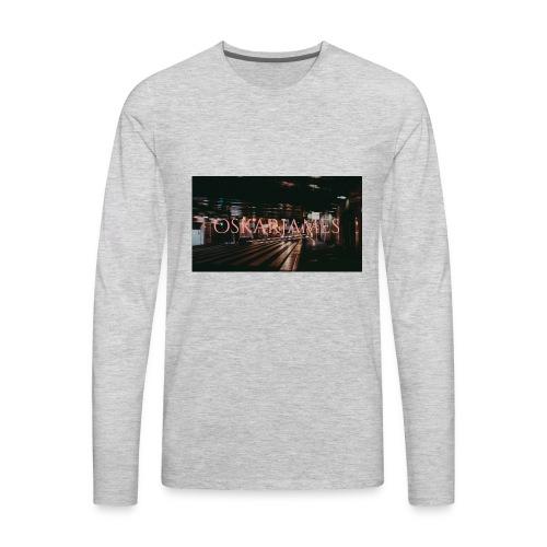 oskar james - Men's Premium Long Sleeve T-Shirt