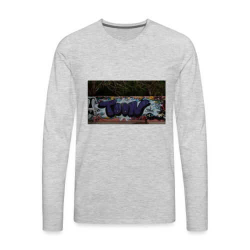 toon3 - Men's Premium Long Sleeve T-Shirt