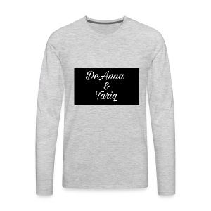 DT Empire Entertainment - Men's Premium Long Sleeve T-Shirt