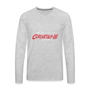 Season One - Men's Premium Long Sleeve T-Shirt