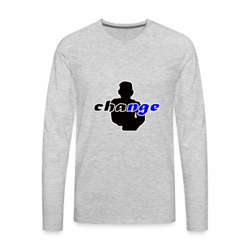 CHANGES - Men's Premium Long Sleeve T-Shirt