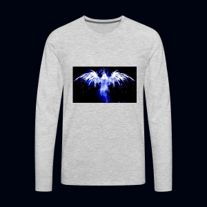 DemonEagle - Men's Premium Long Sleeve T-Shirt