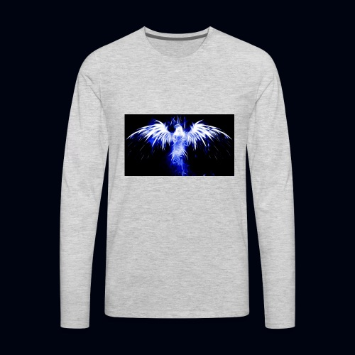 DemonEagle - Men's Premium Long Sleeve T-Shirt