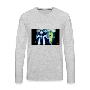 The Beast - Men's Premium Long Sleeve T-Shirt