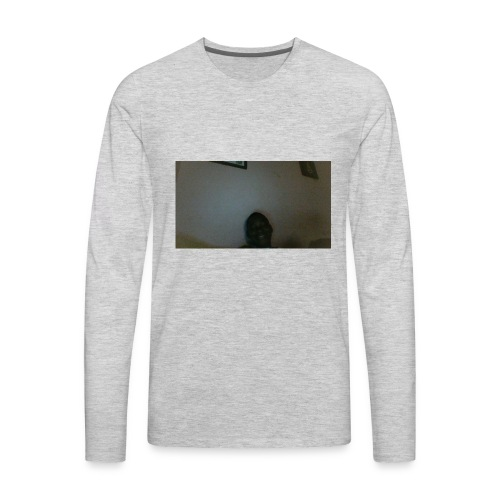 WIN 20180412 21 52 47 Pro - Men's Premium Long Sleeve T-Shirt