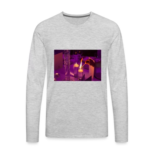 Violet Twilight Magick - Men's Premium Long Sleeve T-Shirt