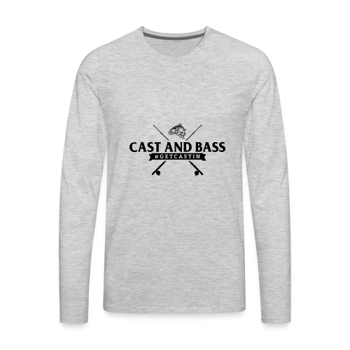 Cast and Bass - Men's Premium Long Sleeve T-Shirt
