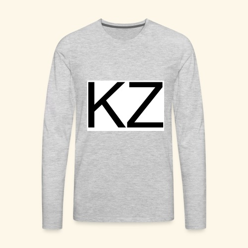cool sweater - Men's Premium Long Sleeve T-Shirt