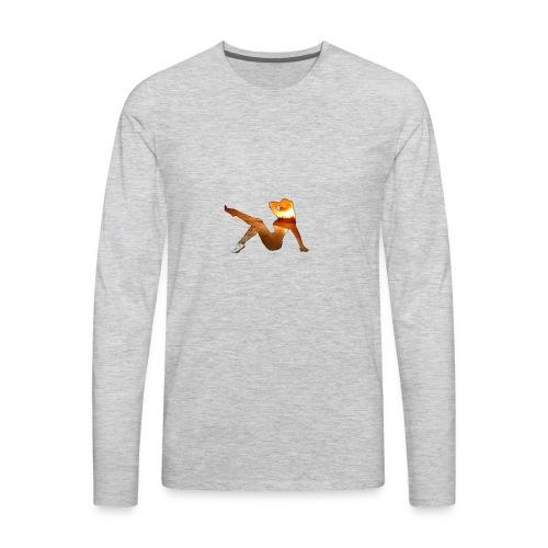 Mother Nature - Men's Premium Long Sleeve T-Shirt