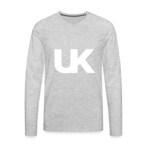 UNDRK EDITION 1 - Men's Premium Long Sleeve T-Shirt