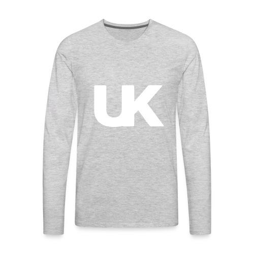 UNDRK EDITION 1 - Men's Premium Long Sleeve T-Shirt