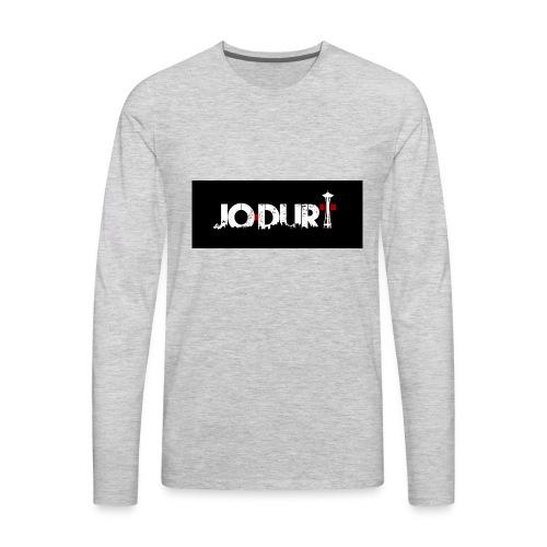 JoDurt - Men's Premium Long Sleeve T-Shirt