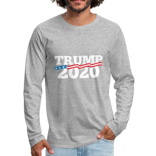 Donald Trump 2020 - Men's Premium Long Sleeve T-Shirt