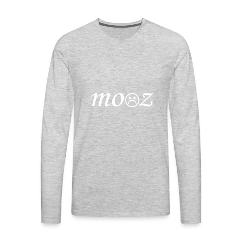 Mooz - Men's Premium Long Sleeve T-Shirt