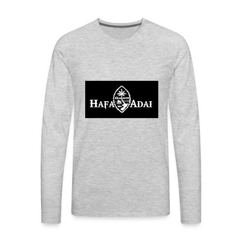 guam islander - Men's Premium Long Sleeve T-Shirt