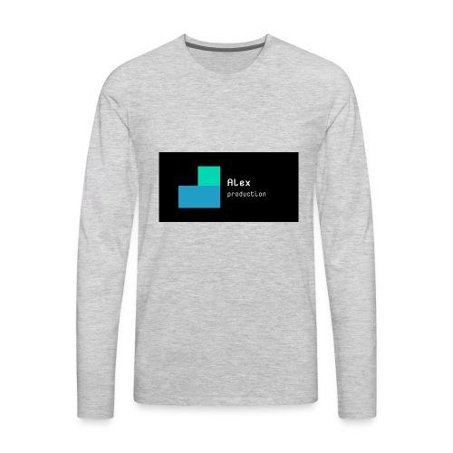Alex production - Men's Premium Long Sleeve T-Shirt