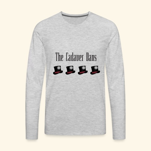 The Cadaver Dans - Men's Premium Long Sleeve T-Shirt