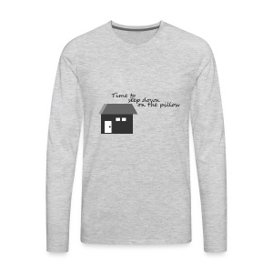 Sleep / Night - Men's Premium Long Sleeve T-Shirt