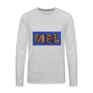 MEL MERCH - Men's Premium Long Sleeve T-Shirt