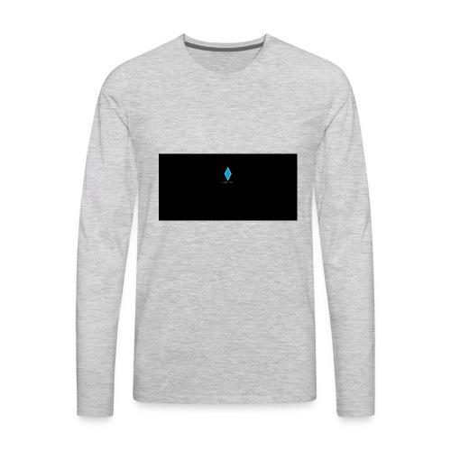 t~shirt - Men's Premium Long Sleeve T-Shirt