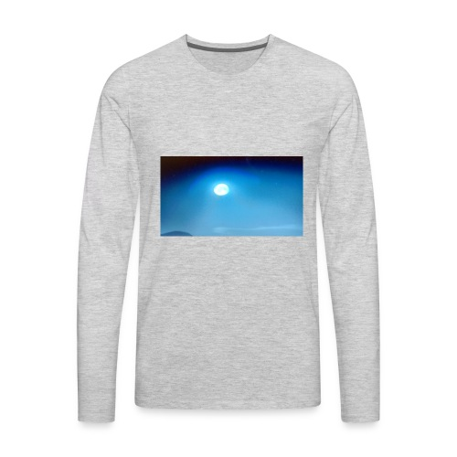 Moonlight shirt - Men's Premium Long Sleeve T-Shirt
