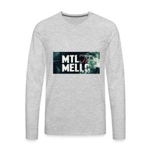 Dimello - Men's Premium Long Sleeve T-Shirt