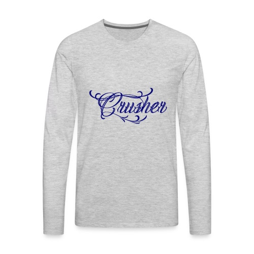 Crusher - Men's Premium Long Sleeve T-Shirt