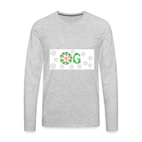 Holiday Racks - Men's Premium Long Sleeve T-Shirt