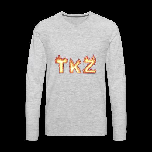 TKZ - Men's Premium Long Sleeve T-Shirt