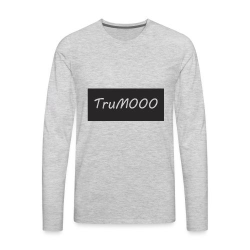 TruM000 - Men's Premium Long Sleeve T-Shirt