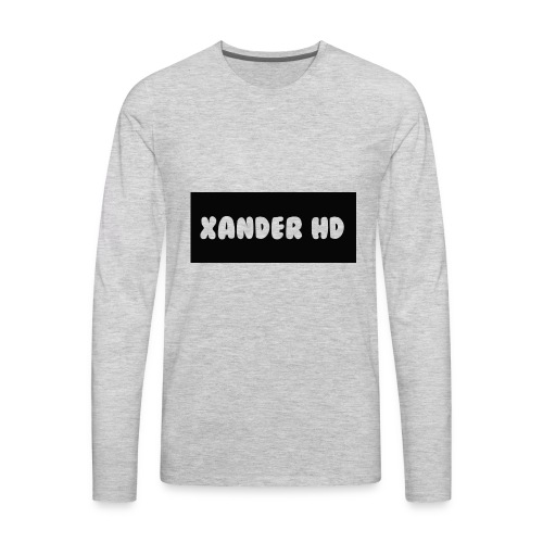 Xanders - Men's Premium Long Sleeve T-Shirt