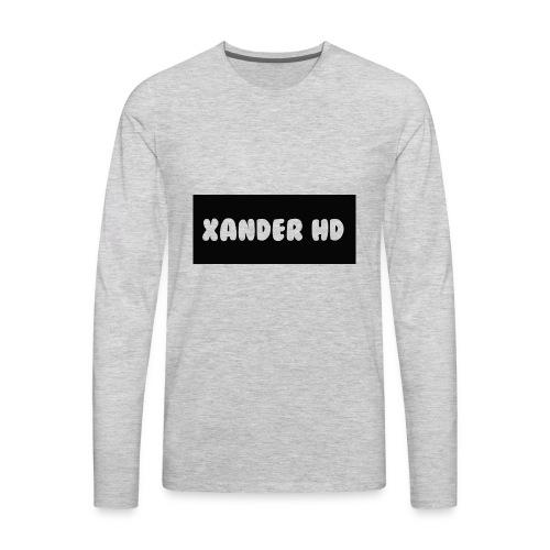 Xanders - Men's Premium Long Sleeve T-Shirt