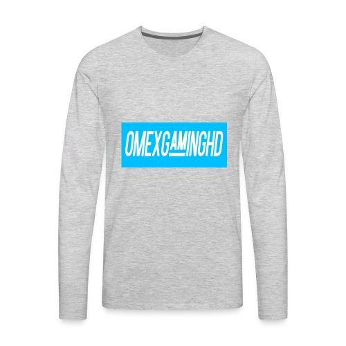 omexgaminghd - Men's Premium Long Sleeve T-Shirt