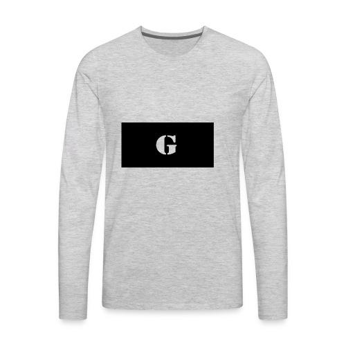 Glogo - Men's Premium Long Sleeve T-Shirt